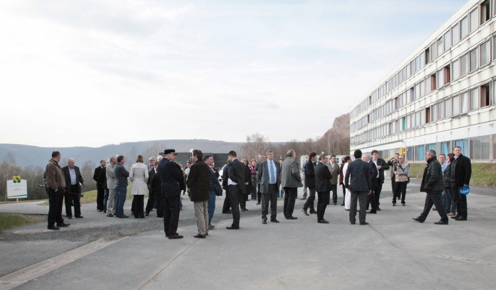 REVIN - Lycée Jean Moulin : « un chantier considérable » intégré à l'environnement  (1/5)