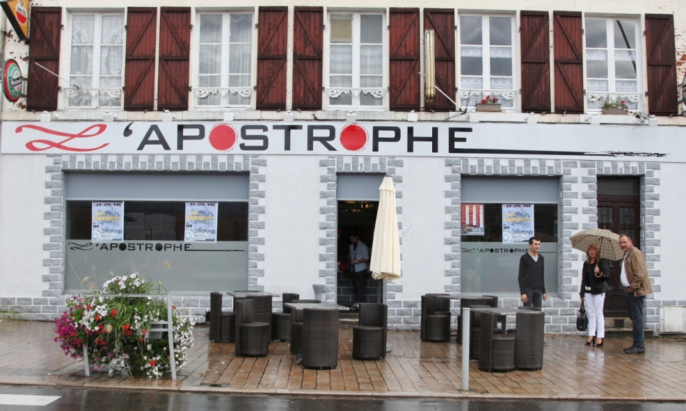 REVIN – Commerce local : « L'Apostrophe » ponctue sa première année d'existence en musique (2/2)
