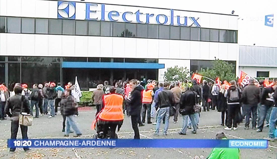 Marly La Ville Electrolux