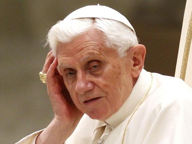 Benoît XVI, fatigué, ne se juge plus apte à remplir ses fonctions de souverain pontife. (DR)
