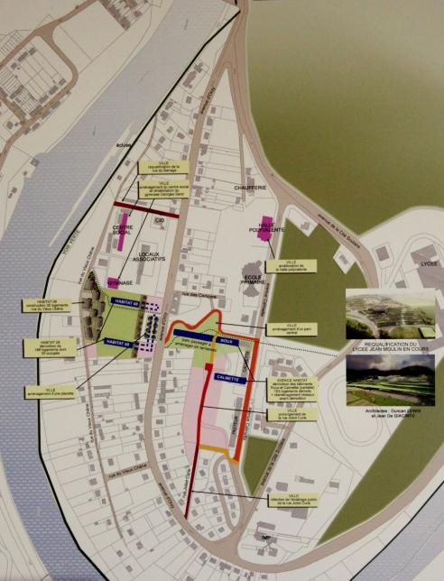 REVIN – ANRU : Les projets immobiliers à la loupe