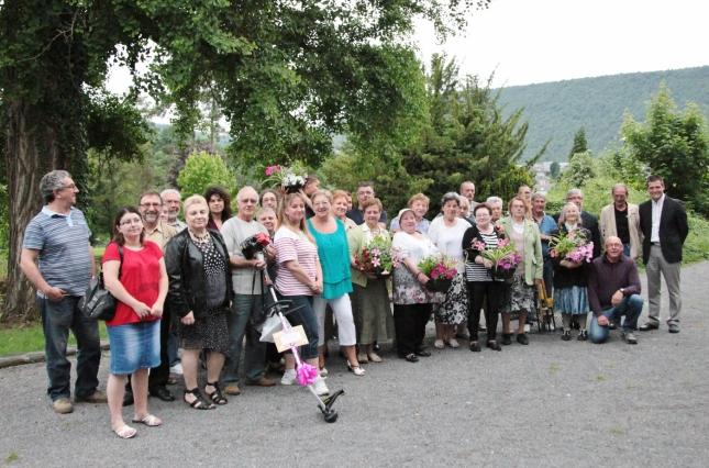 REVIN -  Participation en baisse pour le concours des maisons fleuries