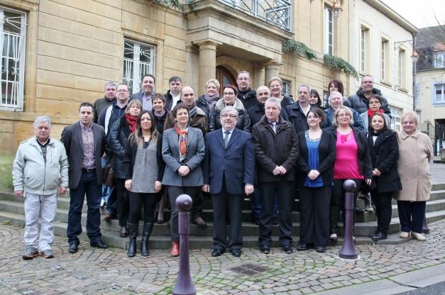 REVIN - Elections municipales : Une équipe renouvelée autour d'Alain Roy pour préparer l'avenir