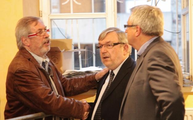 REVIN - Municipales : Daniel Durbecq élu, Revin la rouge vire au bleu