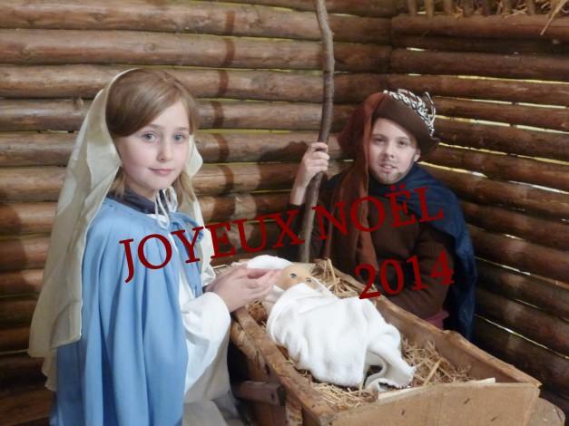 Joyeux Noël 2014-2
